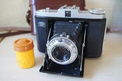Zeiss Ikon Nettar 518/16 6x6 with Novar Anastigmat 4.5/75mm