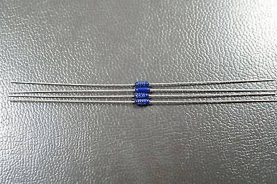 Lot Of 4 Rlr05c2000gs Vishay Metal Film Resistor 200 Ohm 125mw 18w 2 Axial Nos