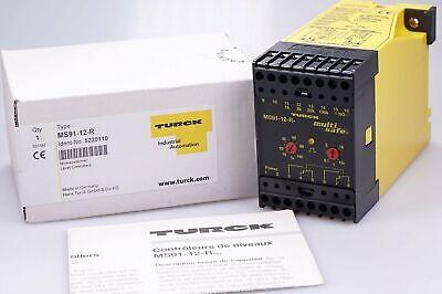 TURCK MS91-12-R  522110  Niveauwächter OVP, NEU