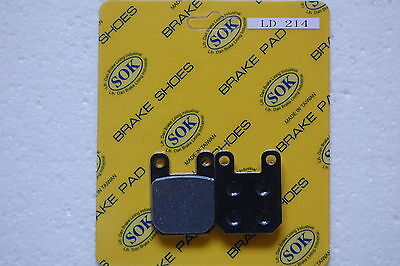 FRONT BRAKE PADS fit PEUGEOT Speed Fight 50, 01-14 Speedfight2