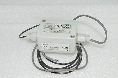 Uclc Current Loop Converter With Screw Down Terminals For Li-190 Li-cor Sensors