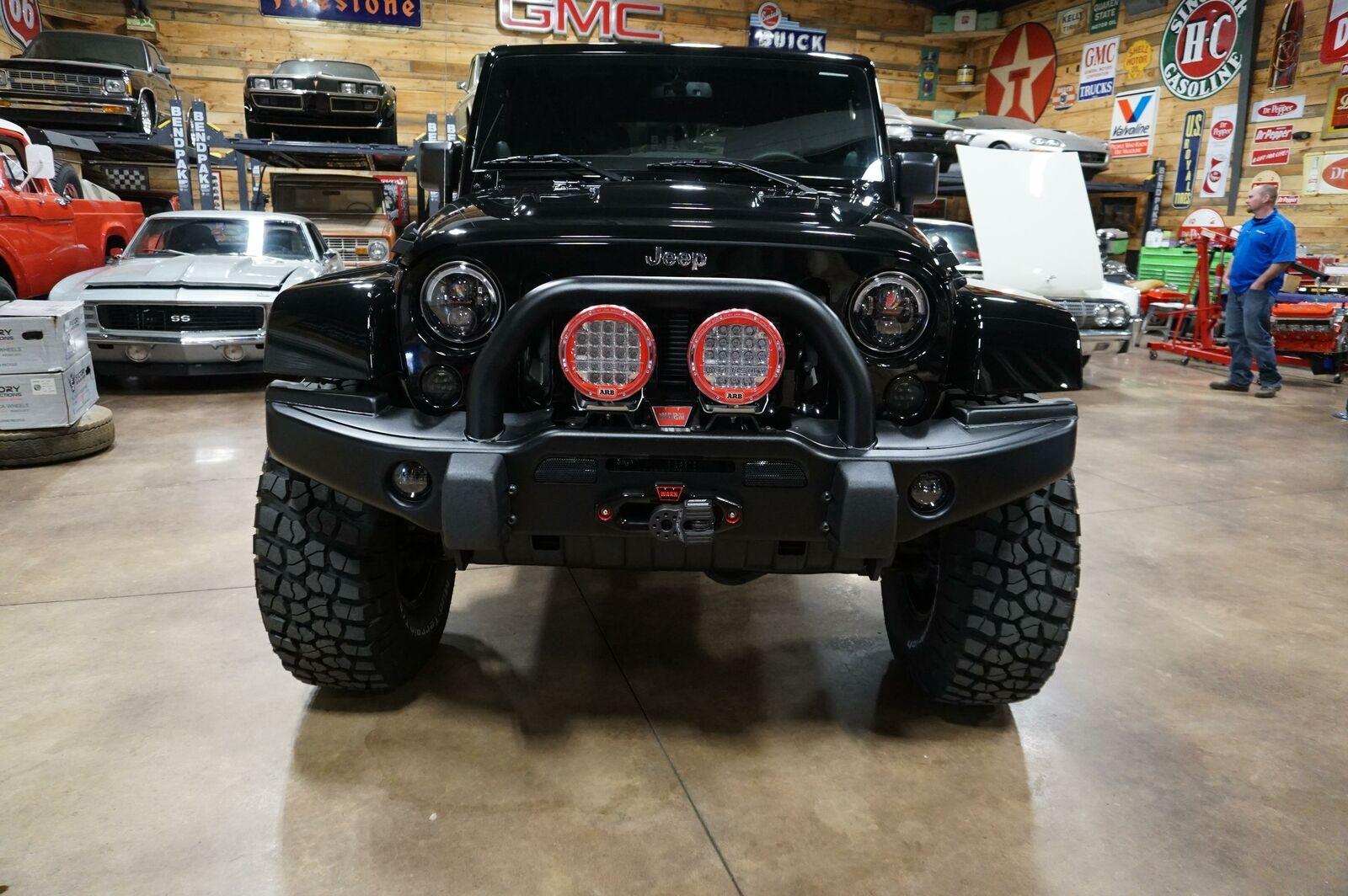 jeep wrangler brute for sale ebay