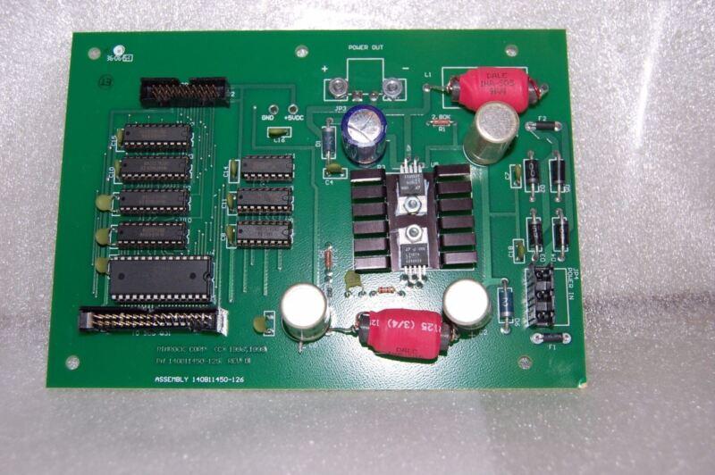 Rimrock 140b11450-125 Power Distribution