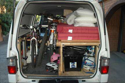 Mazda E2000 LWB Camper Van Conversion NOT Included
