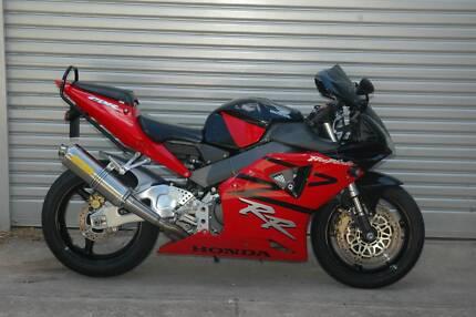 2003 Honda CBR900, 6 month warranty, pipe, very tidy