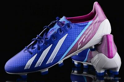 timeless design 4c1ef ef621 Adidas F50 adizero TRX FG Size US12 Football Boots Cleats Navy D65309