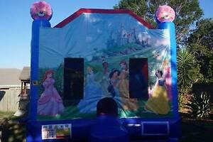 Jumping Castle Hire Paw Patrol, Disney Princesses lots of themes Parkinson Brisbane South West Preview