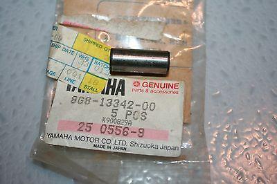 nos Yamaha snowmobile oil pump idle gear shaft xlv vk540 srv ss440 et340 et300