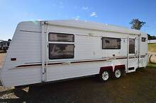 2005 OLYMPIC 2000  22'  FULL ESNUITE Caravan NOW! $34990 Gympie Gympie Area Preview