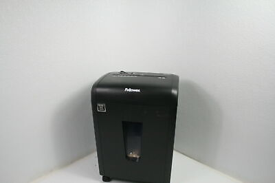 Fellowes 62mc 10-sheet Micro-cut Home Office Paper Shredder W Safety Lock For