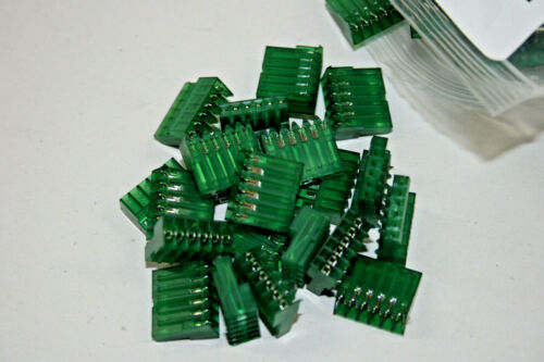 50 PACK 6-Position 2.54mm pitch IDC Connector (101-947)