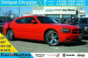 2010 Dodge Charger 5.7L HEMI| R/T| NAV| LEATHER| HEATED SEATS