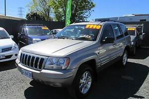 2001 Jeep Grand Cherokee Wagon 4X4 Limited Youngtown Launceston Area Preview