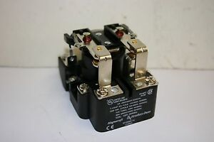 30a dpdt relay ebay wiring dpdt relay 30 amp coil 120v magnecraft® power relay 120vac 30amp dpdt (mag30a)