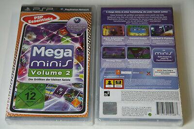 Mega Minis - Volume 2 (PSP) Neuware New