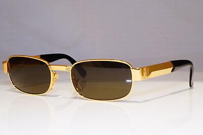 GIANNI VERSACE Mens Womens Vintage 1990 Sunglasses Gold MOD S31 COL 030 25920