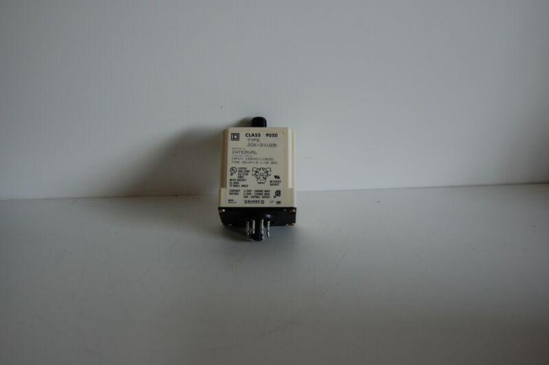 Square D 9050JCK31V20 Timing Relay