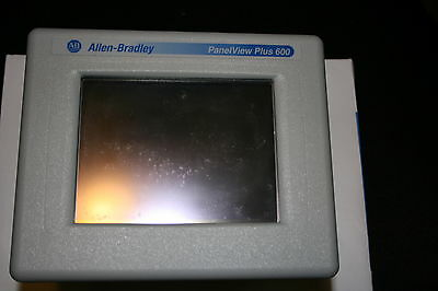 Allen Bradley Panel View Plus 600 Display