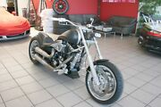 Harley-Davidson Softail Dragster Chrom-Custom-Bike