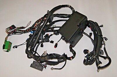 Ford Focus MK2 04-10 4M5T14K733HFG  Engine Bay Dash Wiring Loom Fuse Relay Box