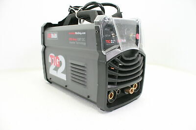 See Notes Arc Union Tig 220 Amp Dual Voltage Dc 2 In 1 Combo Stick Multi 115v