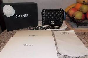 Chanel Square Mini Flap Bag New Adelaide CBD Adelaide City Preview