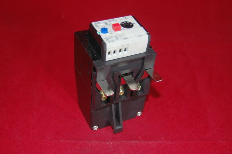 ONE NEW IN BOX FITS 3UA5800-2C THERMAL OVERLOAD Relay 16-25A