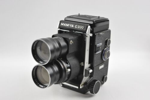 Mamiya C330 PROFESSIONAL w/250mm 6.3 lens