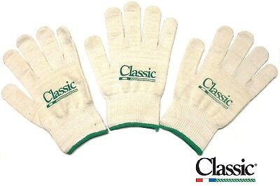 Classic Deluxe Roping Glove 3 Pack (Large) Classic Success Is In Your Hands New