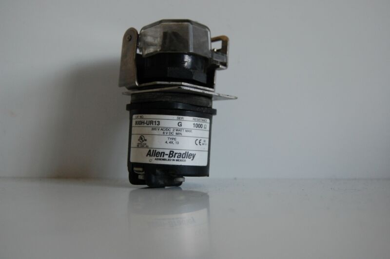 Allen-Bradley 800H-UR13 Potentiometer