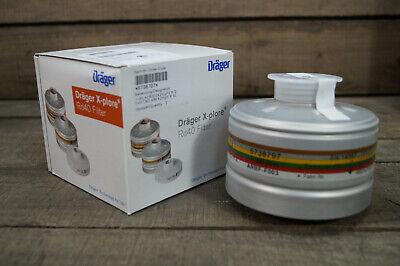Filter Ersatzfilter für Dräger X-plore RD40 Schutzmaske Gasmaske