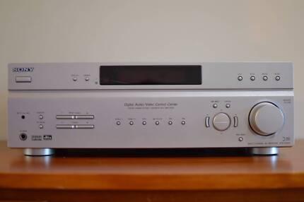 SONY STR-DE400 AV RECEIVER / AMPLIFIER