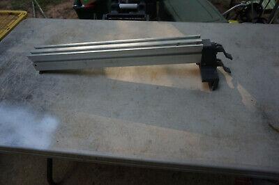 Shopsmith Model 520pro Fence Rip Fence Great Used Shape