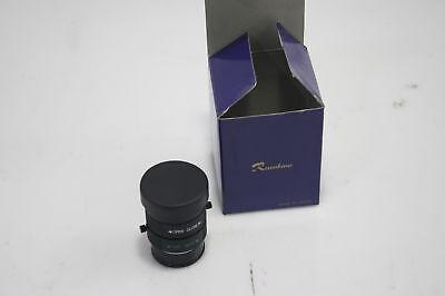New Rainbow S50wi 23 50mm Fixed Focal Length Manual Iris Cctv Lens