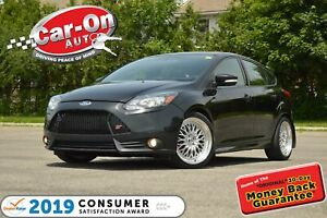 2014 Ford Focus ST LEATHER NAV SUNROOF HTD SEATS LOADED