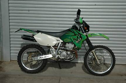 2003 Kawasaki KLX 400, 6 month warranty, great value for money
