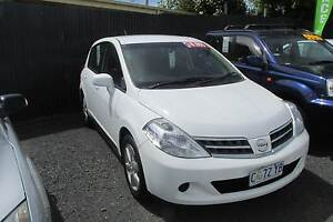 2012 Nissan Tiida Hatchback Youngtown Launceston Area Preview