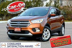 2017 Ford Escape SE AWD LEATHER NAV HTD SEATS REAR CAM LOADED