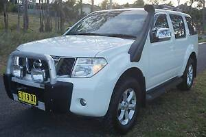2008 Nissan Pathfinder Wagon Farmborough Heights Wollongong Area Preview