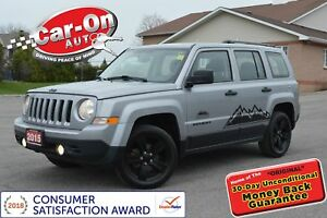 2015 Jeep Patriot Altitude 4X4 A/C ONLY 44, 000 KM