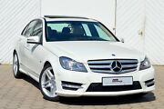 Mercedes-Benz C 250 CGI (BlueEFFICIENCY) 7G-TRONIC*AMG STYLING