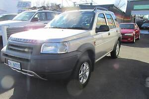 2002 Land Rover Freelander Wagon Youngtown Launceston Area Preview