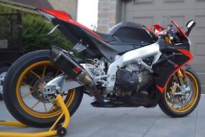 2012 RSV4 FACTORY