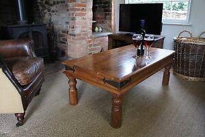 Sheesham Thakat Coffee Table 110x60cm hardwood