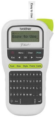 Brother P-touch Pth110 Easy Portable Label Maker Lightweight Qwerty...