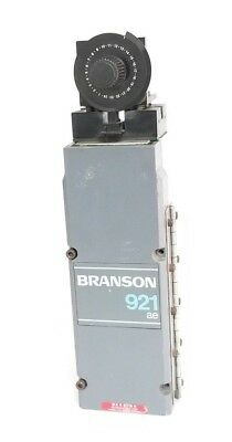 Branson 921 Ae Ultrasonic Welder Housing