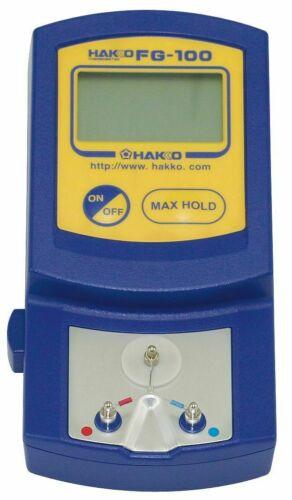 Hakko FG100-02 Soldering Tip Temperature Tester w/ 9volt, NEW-OPEN-BOX
