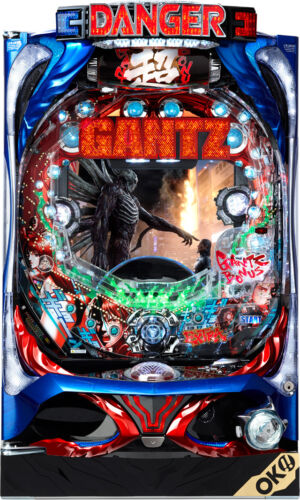 GANTZ Pachinko Machine Japanese Slot Pinball Anime
