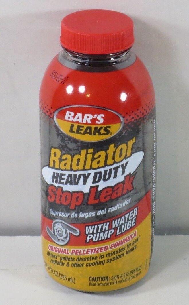 Bar's Leaks PLT11 Pelletized Radiator Heavy Duty Stop Leak - 11 Oz