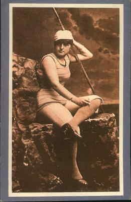 POSTCARD SOCIAL HISTORY YESTERDAYS BRITAIN PERILS OF FEMALE EMANCIPATION